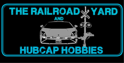 The Railroad Yard & Hubcap hobbies
